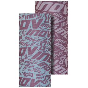 inov-8 Wrag Scarf 2er-Pack blue/grey/purple